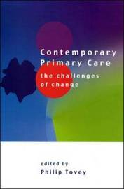 Contemporary Primary Care by Philip Tovey