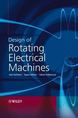 Design of Rotating Electrical Machines by Juha Pyrhonen image