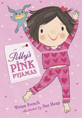 Polly's Pink Pyjamas by Vivian French image