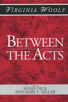 Between the Acts by Virginia Woolf (**) image