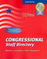 Congressional Staff Directory image