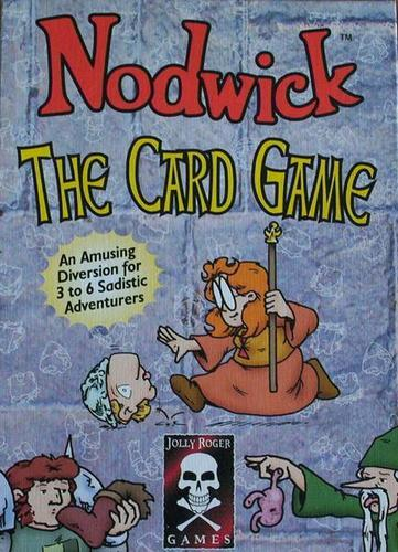 Nodwick: The Card Game