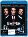 GoodFellas on Blu-ray