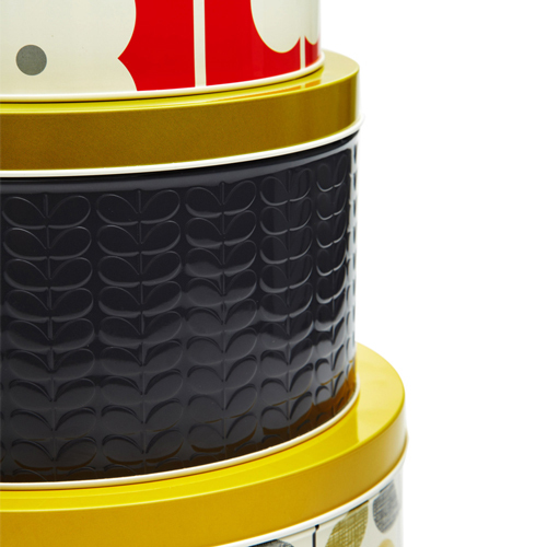 Orla Kiely Cake Tin Set
