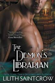 Demon's Librarian by Lilith Saintcrow image