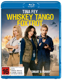 Whiskey Tango Foxtrot on Blu-ray