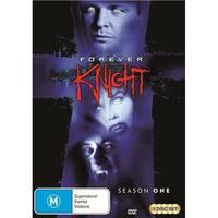 Forever Knight - Season 1 on DVD