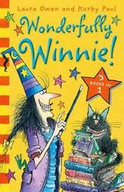 Wonderfully Winnie! 3-in-1 by Laura Owen image
