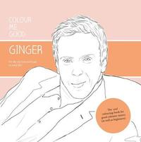 Colour Me Good Ginger by Mel Elliott