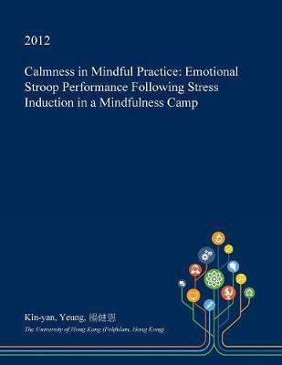 Calmness in Mindful Practice by Kin-Yan Yeung image