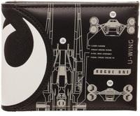 Star Wars: Rogue One - Split Logo Bi-Fold