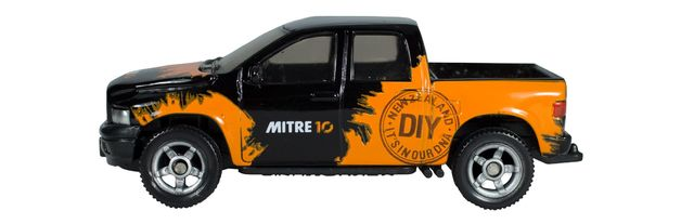 SIKU: Mitre 10 Delivery Ute