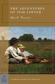 The Adventures of Tom Sawyer (Barnes & Noble Classics Series) by Mark Twain ) image
