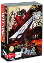 Hellsing Ultimate V1 (Anime) / Hellsing V1 (Manga) Value-Pack on DVD