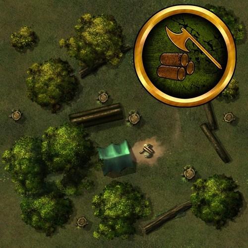Sherwoods Legacy - Board Game image