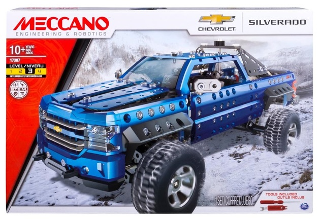 Meccano: Chevrolet Silverado - Model Kit