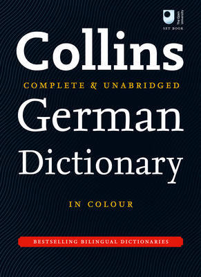 Collins German Dictionary image