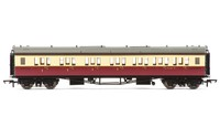 Hornby: BR, Collett 'Bow-Ended' Corridor Composite (Right Hand), W6145W
