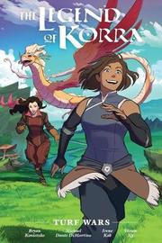 The Legend Of Korra: Turf Wars Library Edition by Michael Dante DiMartino