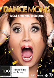 Dance Moms: Most Shocking Moments on DVD