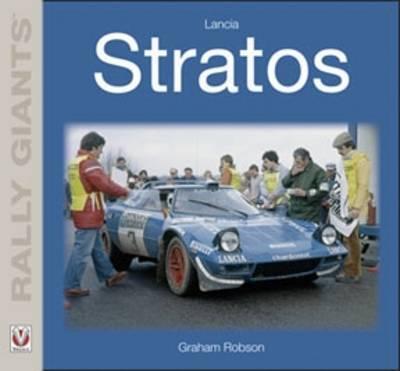 Lancia Stratos by Graham Robson image