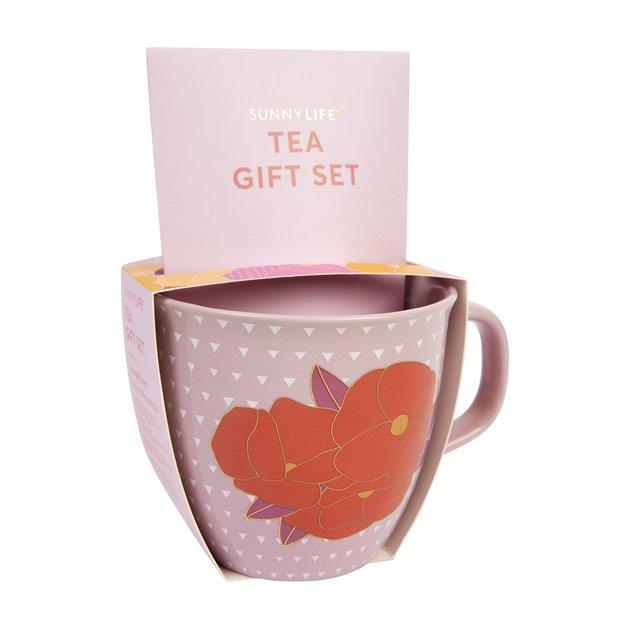 Sunnylife: Tea For One Gift Set