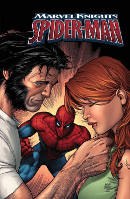 Marvel Knights Spider-Man: v. 4: Wild Blue Yonder by Reginald Hudlin image