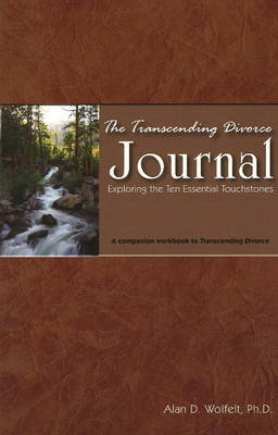The Transcending Divorce Journal by Alan D Wolfelt image