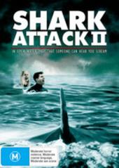 Shark Attack II on DVD