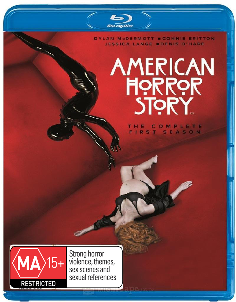 American Horror Story - The Complete First Season on Blu-ray image