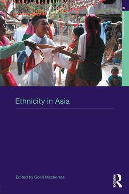 Ethnicity in Asia by Colin Mackerras image