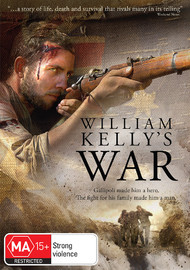 William Kelly's War on DVD