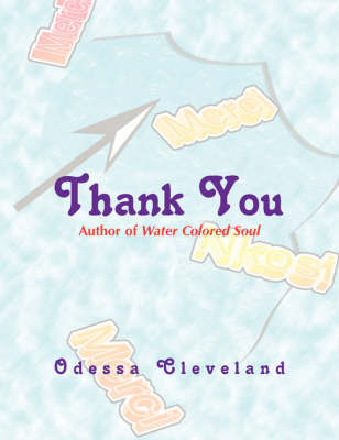Thank You by Odessa Cleveland image