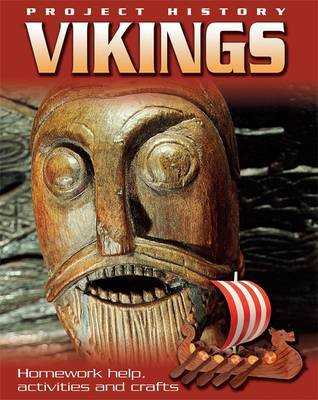Project History: The Vikings by Sally Hewitt image