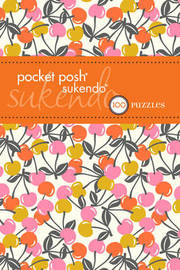 Pocket Posh Sukendo 5 by The Puzzle Society image