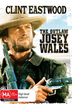 The Outlaw Josey Wales on DVD image
