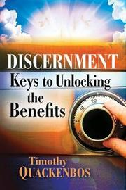 Discernment by Timothy Quackenbos image