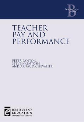 Teacher Pay and Performance by Peter Dolton image