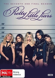 Pretty Little Liars - The Seventh & Final Season on DVD image