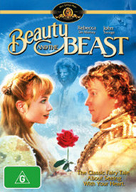 Beauty And The Beast (1987) on DVD image