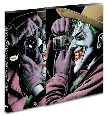 Absolute Batman: The Killing Joke: 30th Anniversary Edition by Alan Moore