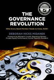The Governance Revolution by Deborah Hicks Midanek