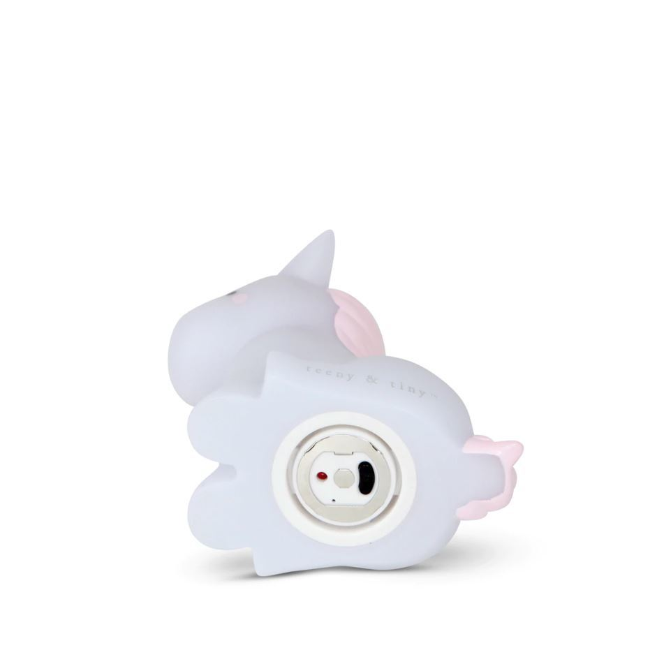 Rechargable Night Light - White Unicorn image