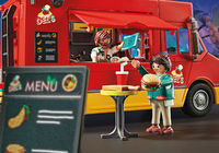 Playmobil: The Movie - Del's Food Truck (70075) image