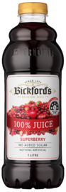 Bickfords: Premium Juice - 100% Super Berry 1L 6pk