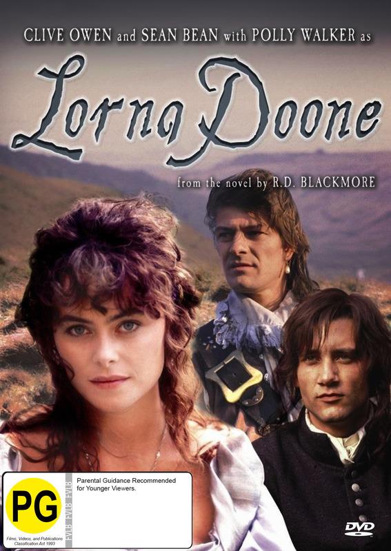 Lorna Doone (1990) on DVD