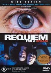 Requiem For A Dream on DVD