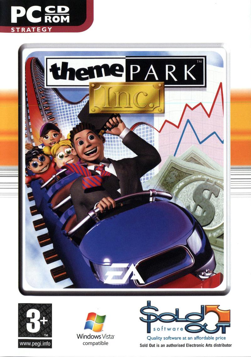 Theme Park INC for PC Games image