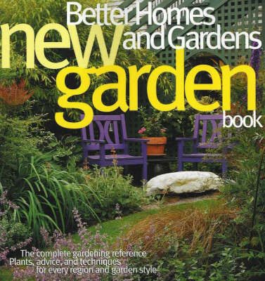 New Garden Book by Scott Aker
