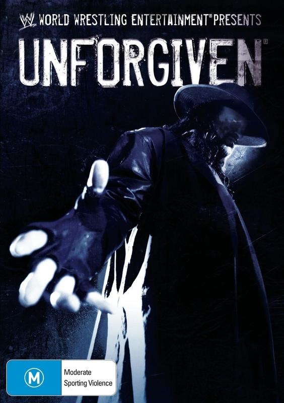 WWE - Unforgiven 2007 on DVD